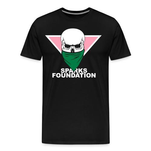 Sparks Foundation Logo Tee - Men's Premium T-Shirt