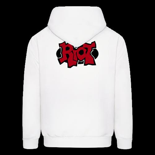 Riot Hoodie for men - Men's Hoodie