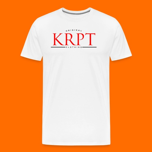 Korrupt Assassin - T-SHIRT  - Men's Premium T-Shirt