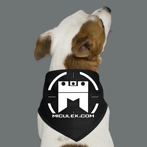 Miculek tactical dog bandana - Dog Bandana
