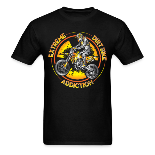 Extreme Motocross Sports - Men's T-Shirt