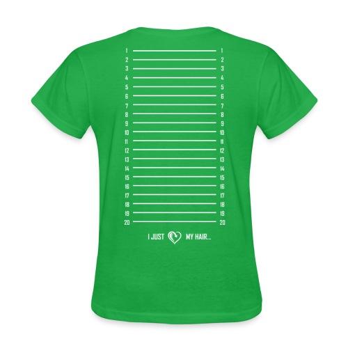 Length Check (T-Shirt) - Women's T-Shirt