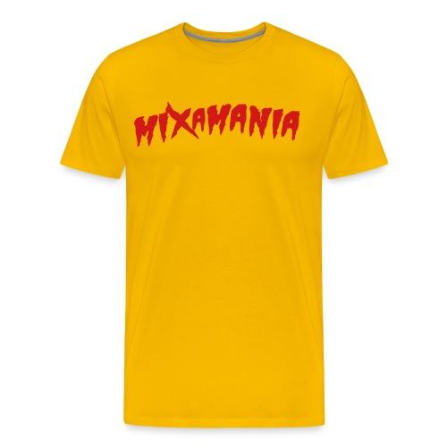 Mixamania Logo Tee - Men's Premium T-Shirt