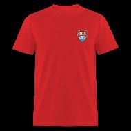 T-Shirts ~ Men's T-Shirt ~ GLA Standard Weight T