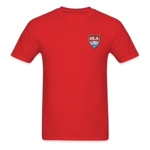 GLA Standard Weight T - Men's T-Shirt