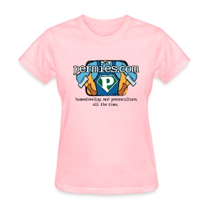 Girl's Permie Tee - Women's T-Shirt