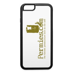 Permies Rocket iPhone 6 Rubber Case - iPhone 6/6s Rubber Case