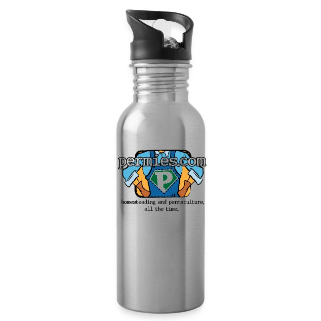 Permies Stainless Drink Bottle