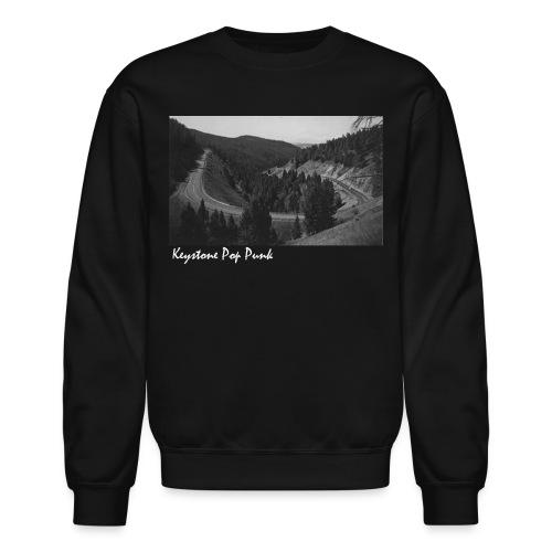 Horseshoe Curve Crewneck - Crewneck Sweatshirt