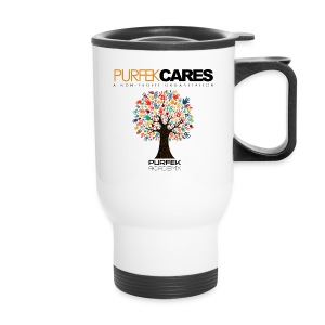 Purfek Cares Travel Mug - Travel Mug