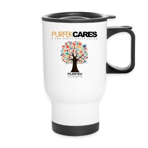 Purfek Cares Travel Mug - Travel Mug