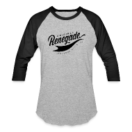 T-Shirts ~ Baseball T-Shirt ~ Renegade Original Baseball T