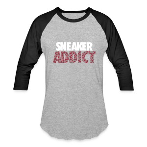 Sneaker Addict - Baseball T-Shirt