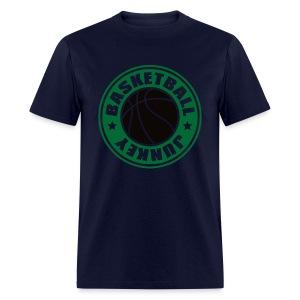 Basketball Junkie - Men's T-Shirt