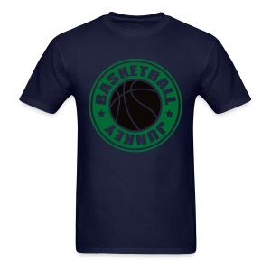 Basketball Junkie - Men's T-Shirt