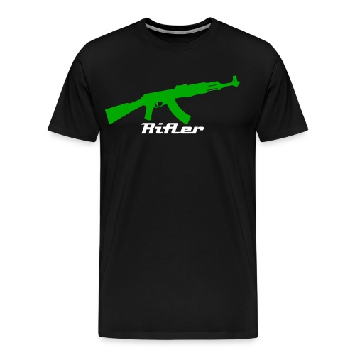 Men's Premium T-Shirt - eSports,Strike,Rifler,Offensive,Global,Counter,Cloud9,CSGO,Awper,Ak,AWP,47