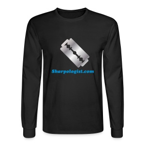 DE Big LS-T - Men's Long Sleeve T-Shirt