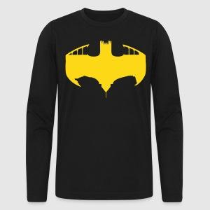Burghman - Men's Long Sleeve T-Shirt by Next Level