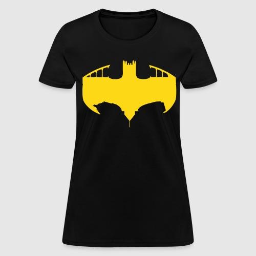 Burghman - Women's T-Shirt