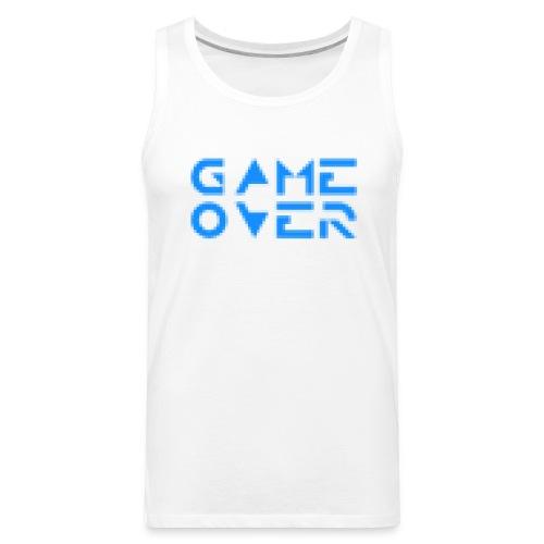 Game Over - Men's Premium Tank