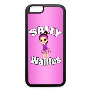 Sally Waffles - iPhone 6/6s Rubber Case