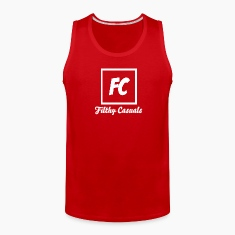 Filthy Casuals Logo/Text Sleeveless