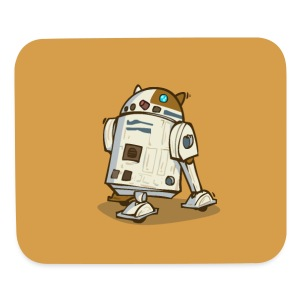 R2C2 — Friday Cat №34 - Mouse pad Horizontal