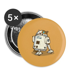 R2C2 — Friday Cat №34 - Large Buttons