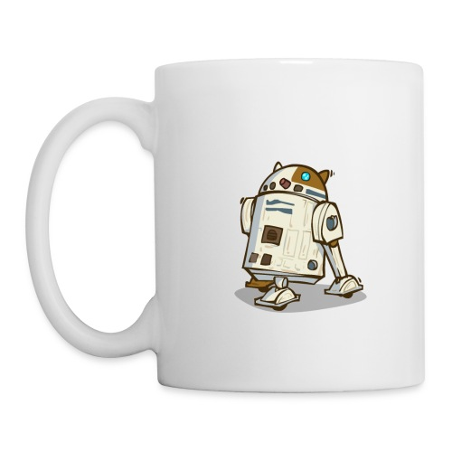R2C2 — Friday Cat №34 - Coffee/Tea Mug
