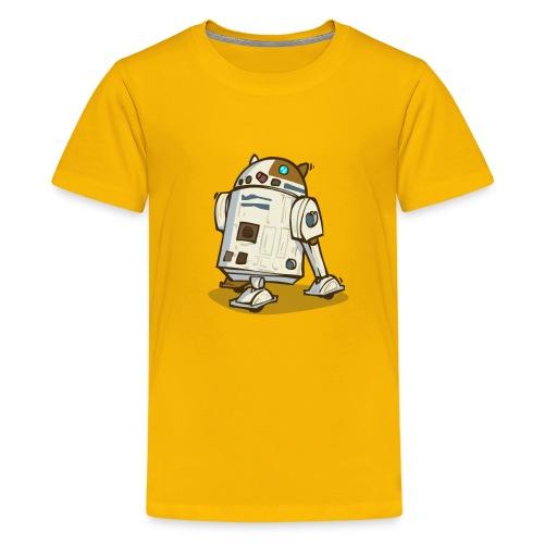 R2C2 — Friday Cat №34 - Kids' Premium T-Shirt