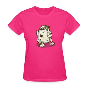 R2C2 — Friday Cat №34 - Women's T-Shirt