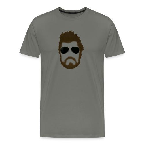 The Face of Taste - Men's Premium T-Shirt