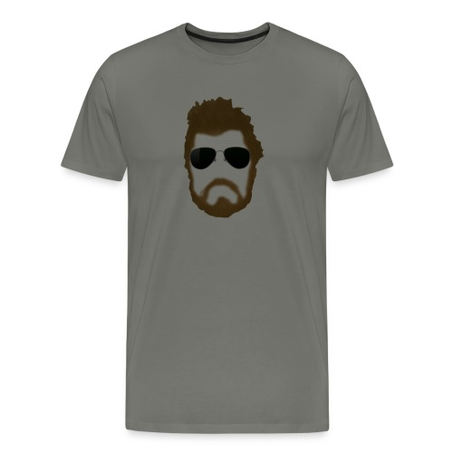 The Face of Taste - Men's Premium T-Shirt