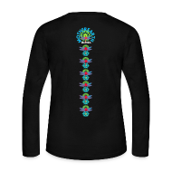 Long Sleeve Shirts ~ Women's Long Sleeve Jersey T-Shirt ~ MotherEarthMatters™