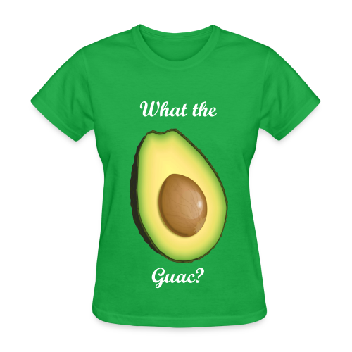 What The Guac? Tee (Women's) - Women's T-Shirt