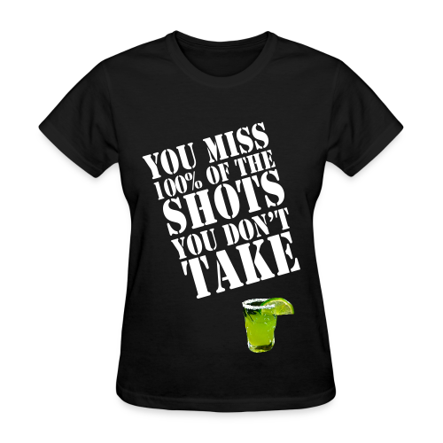 Shots Tee (Women's) - Women's T-Shirt