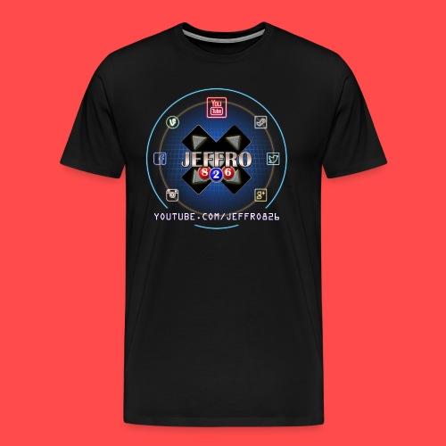 Jeffro826 - 2015 Promotional T-Shirt - Men's Premium T-Shirt