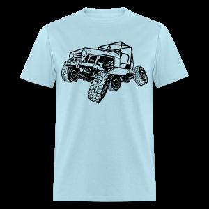 Off-Road Sport Jeep - Men's T-Shirt