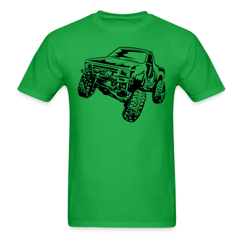 Rock Crawling Off-Road Truck Shirt - Men's T-Shirt