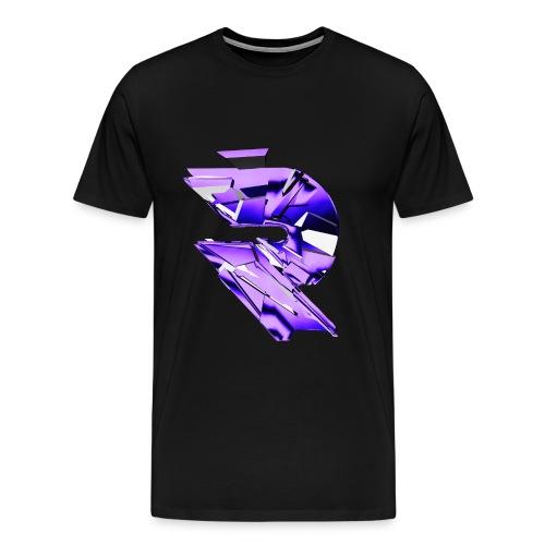 Reeko Purple Shirt - Men's Premium T-Shirt