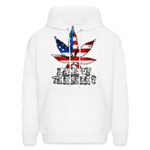 Land of the Free - Men's Hoodie