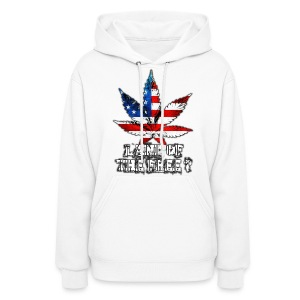 Land of the Free - Women's Hoodie