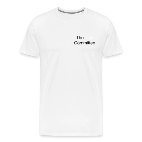 Men Committee Shirt - Men's Premium T-Shirt