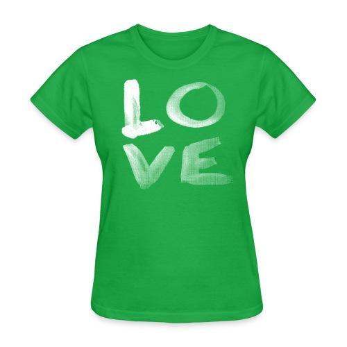 The LOVE Tee - Women's T-Shirt