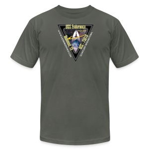 Adult Sizes Cadet Shirt - Men's T-Shirt by American Apparel