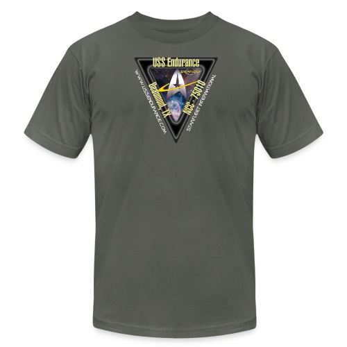 Adult Sizes Cadet Shirt - Men's Fine Jersey T-Shirt