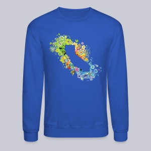 California Four Seasons - Crewneck Sweatshirt