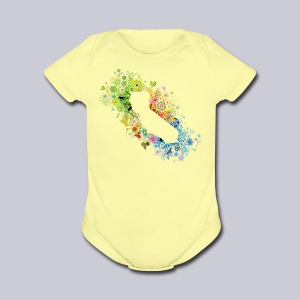 California Four Seasons - Short Sleeve Baby Bodysuit