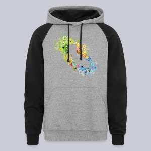 California Four Seasons - Colorblock Hoodie