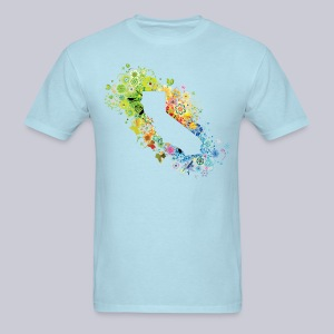 California Four Seasons - Men's T-Shirt